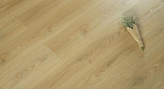 Healthy Wood Grain Non-Formaldehyde Laminate Flooring