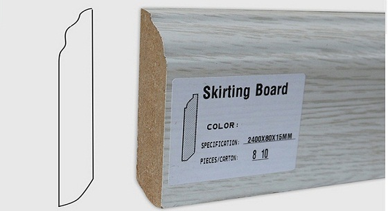 Skirting board  Wood&Laminated